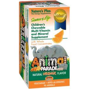 Animal Parade® tuggtablett för barn, 180st